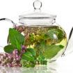 зеленый чай с чабрецом