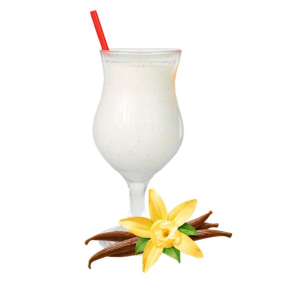 молочный коктейль ваниль