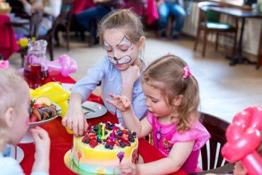 """Детский день рождения в """"Трактире на Лодочной"""""""