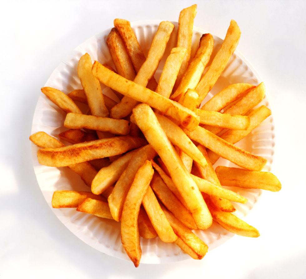 Картошка фри в картинках, доброго осеннего